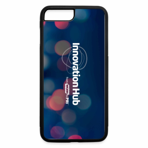 Innovation Hub phone case - iPhone 7 Plus/8 Plus Rubber Case