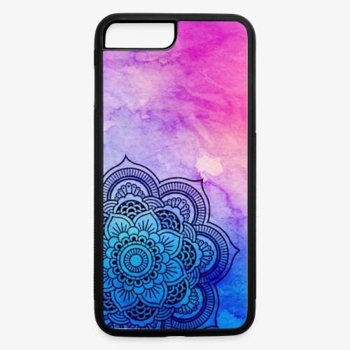 Mandala - iPhone 7 Plus/8 Plus Rubber Case
