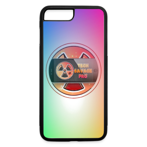 TechSavagePro Phone Case - iPhone 7 Plus/8 Plus Rubber Case