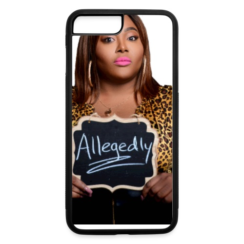 allegedly - iPhone 7 Plus/8 Plus Rubber Case