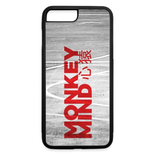 Monkey Mind Mixtape - iPhone 7 Plus/8 Plus Rubber Case
