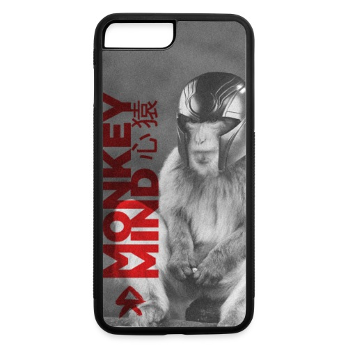 Tame the Monkey - iPhone 7 Plus/8 Plus Rubber Case