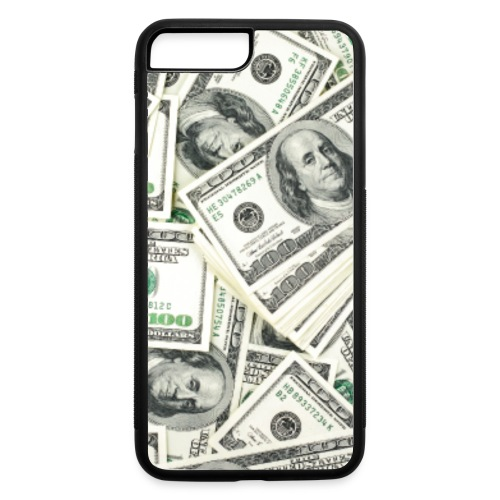 MONEY Wall - iPhone 7 Plus/8 Plus Rubber Case