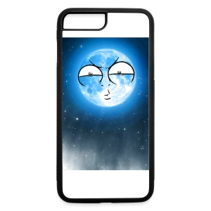 BLUE MOON UP - iPhone 7 Plus/8 Plus Rubber Case