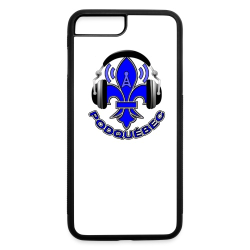 PodQuebec_Big - iPhone 7 Plus/8 Plus Rubber Case