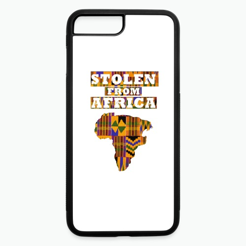 STOLEN FROM AFRICA Kente - iPhone 7 Plus/8 Plus Rubber Case