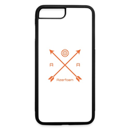 Azerfoam YT Logo - iPhone 7 Plus/8 Plus Rubber Case