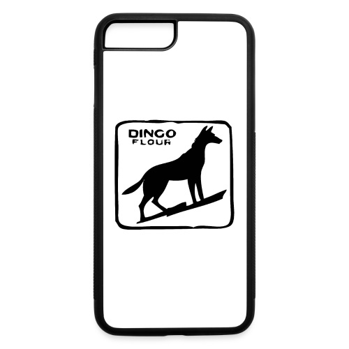 Dingo Flour - iPhone 7 Plus/8 Plus Rubber Case