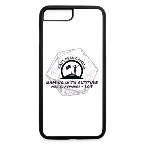 Pikes Peak Gamers Convention 2018 - Accessories - iPhone 7 Plus/8 Plus Rubber Case