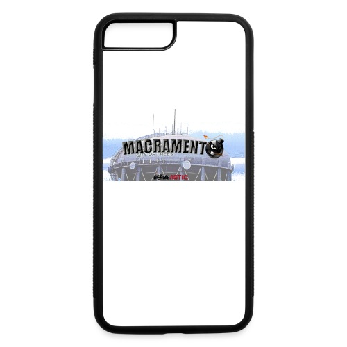 MACRAMENTO - iPhone 7 Plus/8 Plus Rubber Case