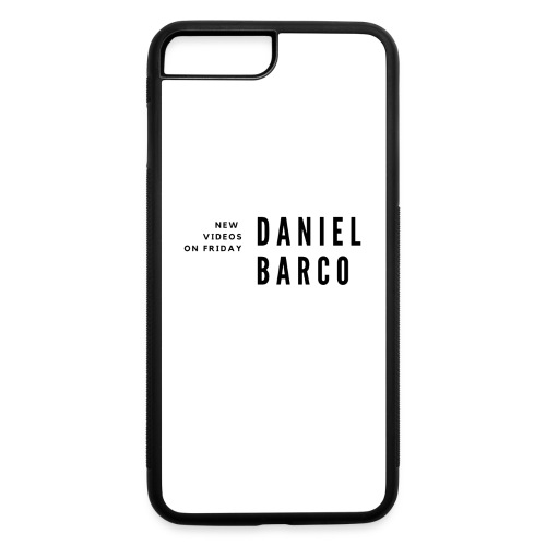 Channel Art Design - iPhone 7 Plus/8 Plus Rubber Case