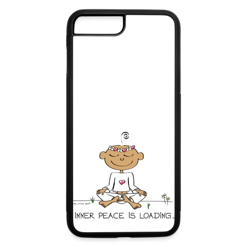 Inner Peace is Loading - iPhone 7 Plus/8 Plus Rubber Case