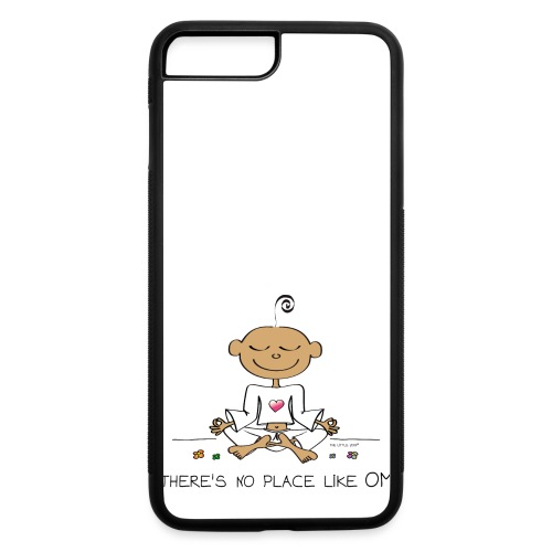 There is no place like OM - iPhone 7 Plus/8 Plus Rubber Case