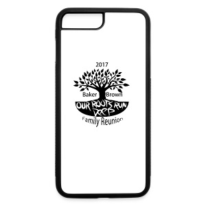 Baker Brown Family Reunion - iPhone 7 Plus/8 Plus Rubber Case