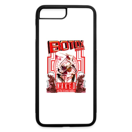 BOTOX MATINEE NAKED 2 T-SHIRT - iPhone 7 Plus/8 Plus Rubber Case