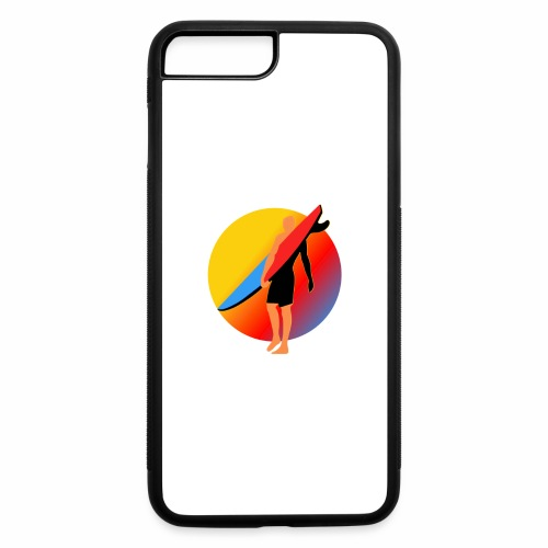 SURFER - iPhone 7 Plus/8 Plus Rubber Case
