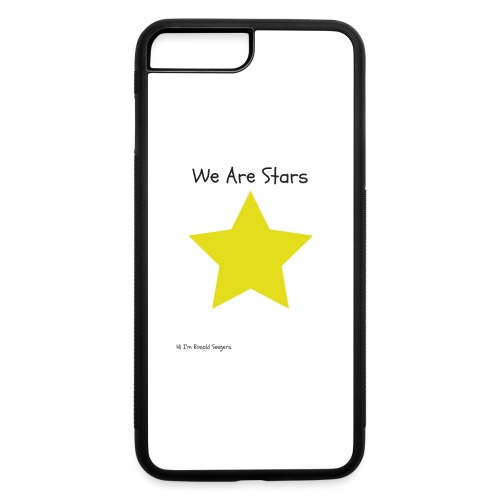 Hi I'm Ronald Seegers Collection-We Are Stars - iPhone 7 Plus/8 Plus Rubber Case