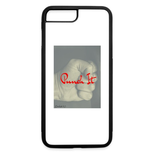 Punch it by Duchess W - iPhone 7 Plus/8 Plus Rubber Case