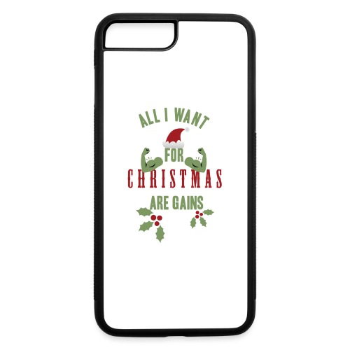 All i want for christmas - iPhone 7 Plus/8 Plus Rubber Case