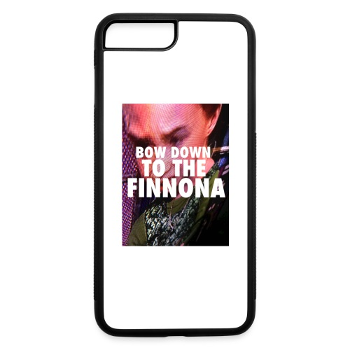 Bow Down To The Finnona - iPhone 7 Plus/8 Plus Rubber Case