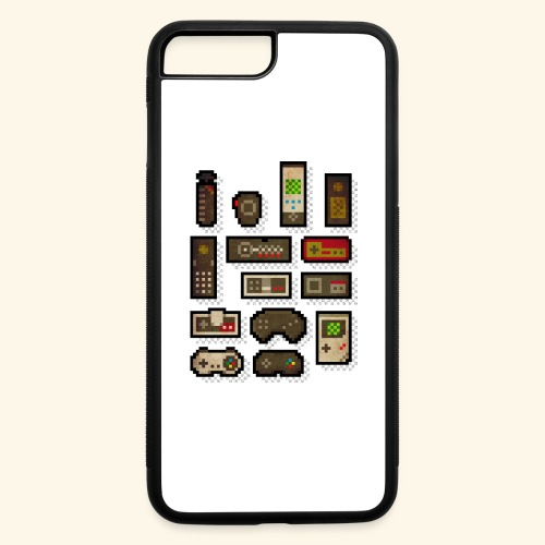 pixelcontrol - iPhone 7 Plus/8 Plus Rubber Case