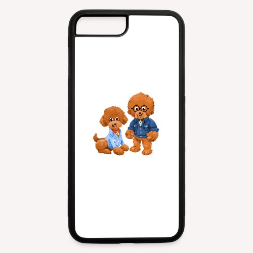 Agador and Fred - iPhone 7 Plus/8 Plus Rubber Case