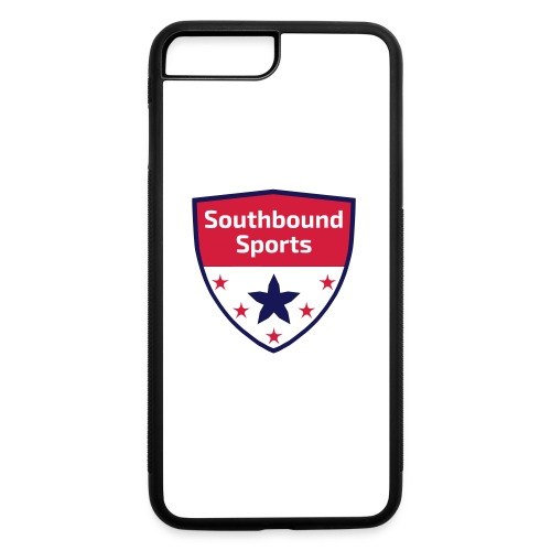 Southbound Sports Crest Logo - iPhone 7 Plus/8 Plus Rubber Case