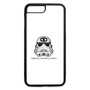 Drone Manipulation - Storm Trooper - iPhone 7 Plus/8 Plus Rubber Case
