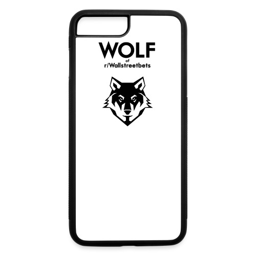 Wolf of Wallstreetbets - iPhone 7 Plus/8 Plus Rubber Case