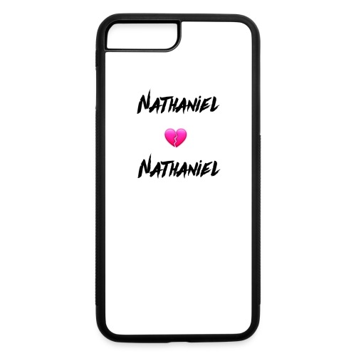 Nathaniel Iphone Case Set - iPhone 7 Plus/8 Plus Rubber Case