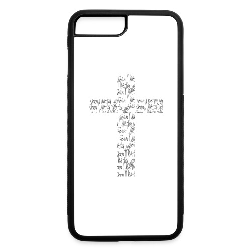 Jesus, I live for you! - iPhone 7 Plus/8 Plus Rubber Case