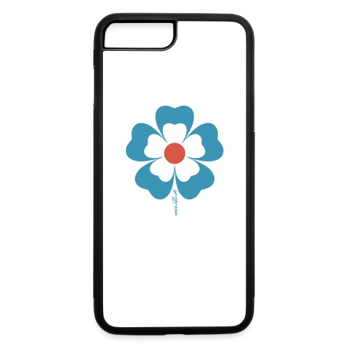flower time - iPhone 7 Plus/8 Plus Rubber Case