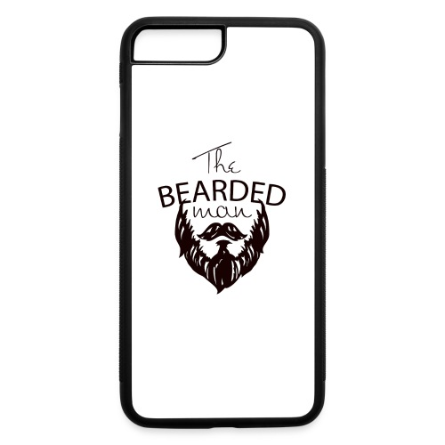 The bearded man - iPhone 7 Plus/8 Plus Rubber Case