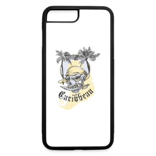 Carribean - iPhone 7 Plus/8 Plus Rubber Case