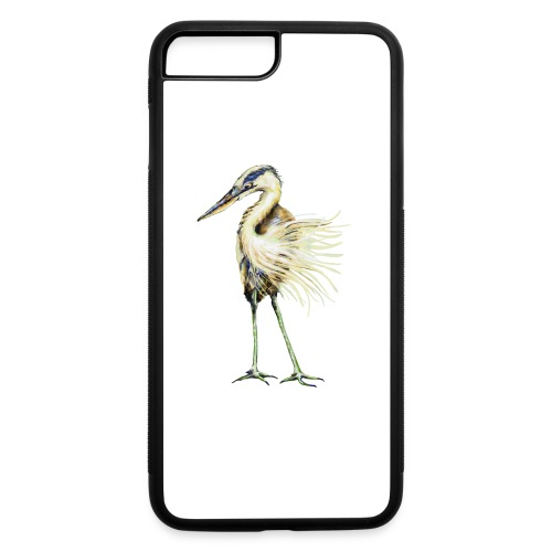 Great Blue Heron - iPhone 7 Plus/8 Plus Rubber Case