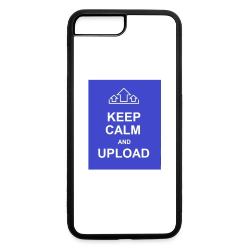 RockoWear Keep Calm - iPhone 7 Plus/8 Plus Rubber Case