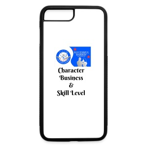 Character, Business & Skill Level - iPhone 7 Plus/8 Plus Rubber Case