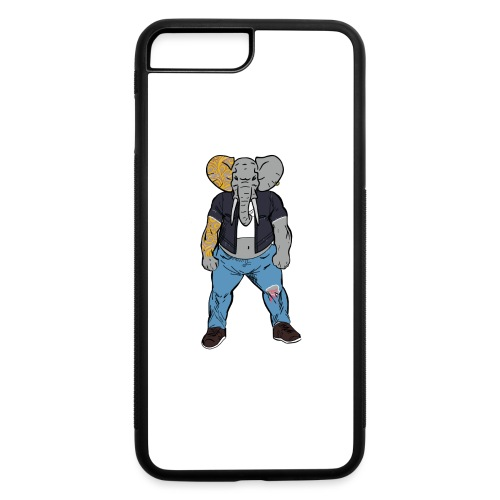 Dumbo Fell in the Wrong Crowd - iPhone 7 Plus/8 Plus Rubber Case