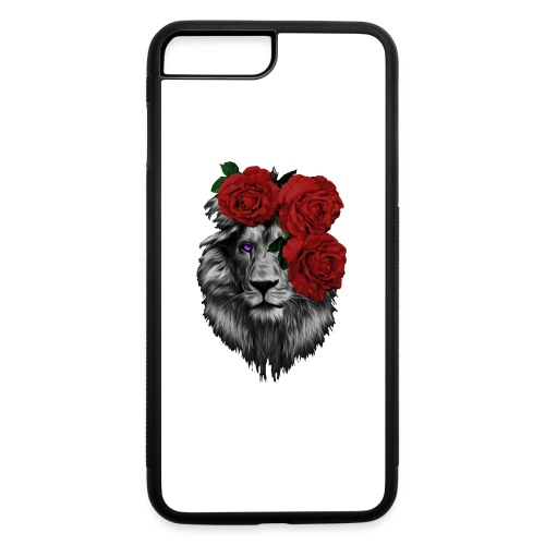 Forever Endeavor Lion - iPhone 7 Plus/8 Plus Rubber Case