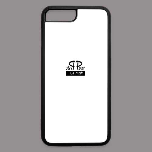 Pret Pour La Mort - iPhone 7 Plus/8 Plus Rubber Case