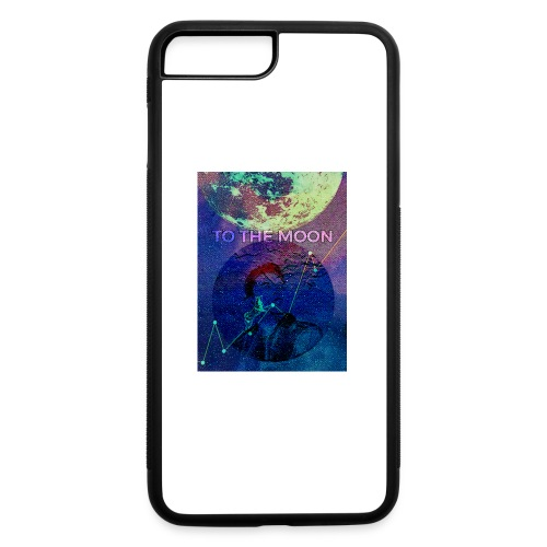 DOGE TO THE MOON - iPhone 7 Plus/8 Plus Rubber Case