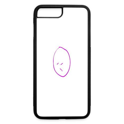 .me face - iPhone 7 Plus/8 Plus Rubber Case