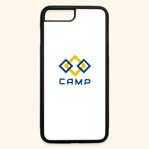 CAMP LOGO and products - iPhone 7 Plus/8 Plus Rubber Case