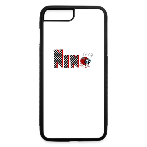 9nd Year Family Ladybug T-Shirts Gifts Daughter - iPhone 7 Plus/8 Plus Rubber Case
