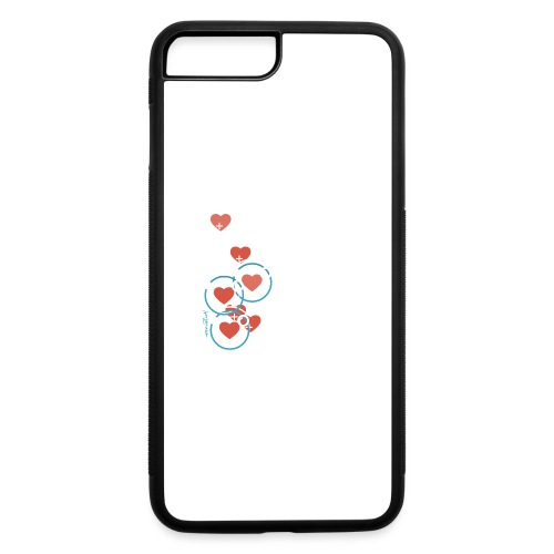 SuperHearts - iPhone 7 Plus/8 Plus Rubber Case