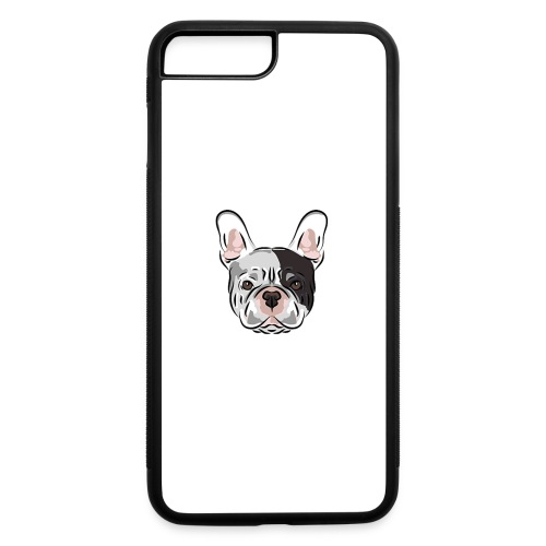pngtree french bulldog dog cute pet - iPhone 7 Plus/8 Plus Rubber Case