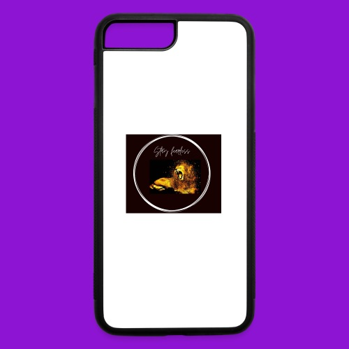 Monzi fearless collection - iPhone 7 Plus/8 Plus Rubber Case