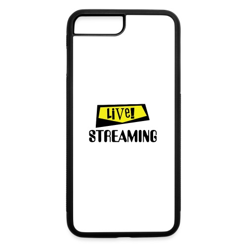 Live Streaming - iPhone 7 Plus/8 Plus Rubber Case