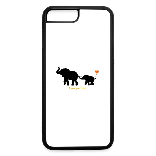 I Love You Tons! - iPhone 7 Plus/8 Plus Rubber Case