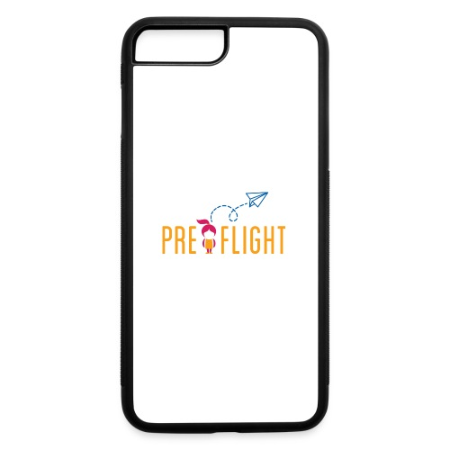 PreFlight Aviation Camp - iPhone 7 Plus/8 Plus Rubber Case